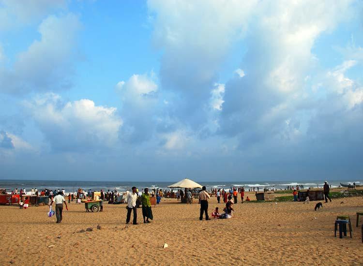 Пляж в индии 73