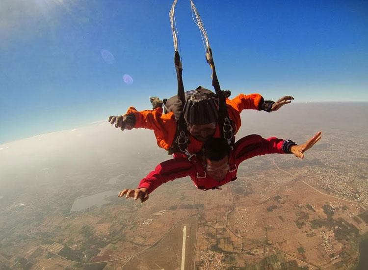 skydiving-mysore