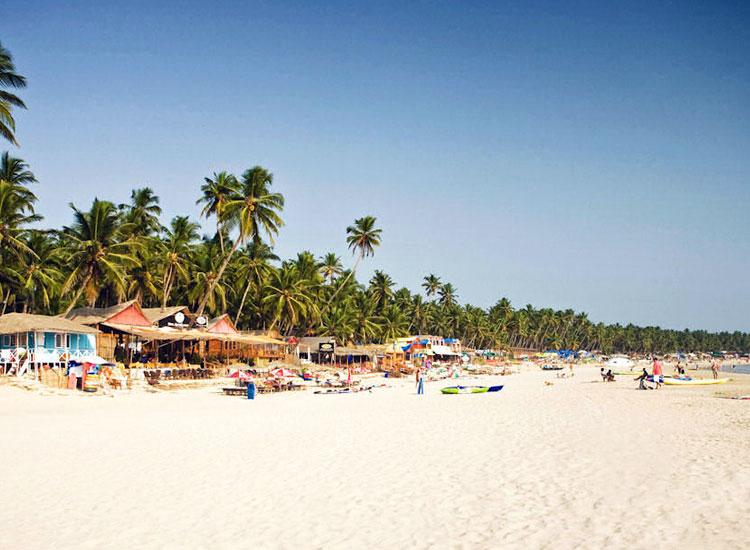 Пляж-Palolem