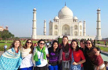 Тур по Индии