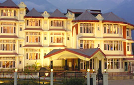 Palace Heights Dharamshala