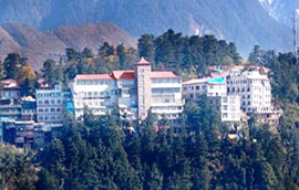 Pride Surya Mountain Resort Dharamshala
