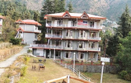 Dev Cottages Dharamsala