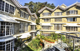 East Bourne Resort And Spa Shimla