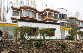 Mantra Cottages Ladakh