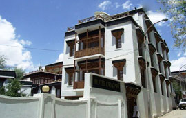 Dragon Hotel Ladakh