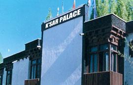 Hotel K-Sar Palace Ladakh
