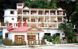 Ganga Beach Resort Rishikesh