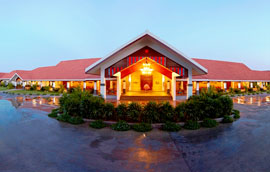GRT Temple Bay Resort Mahabalipuram