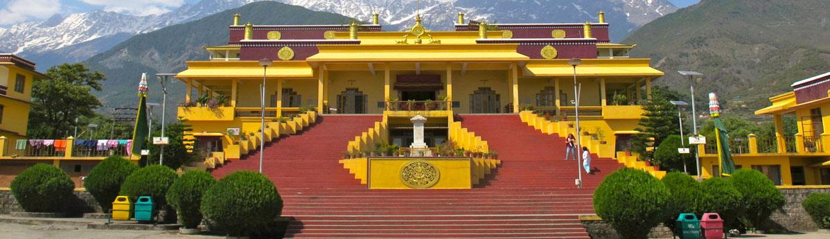 далай-лама-Dharamshala