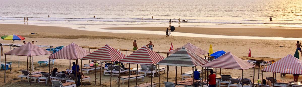 гоа-пляж